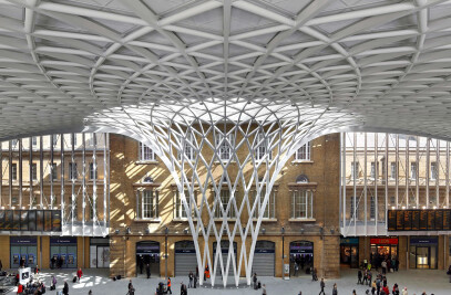 Kings Cross Station, Redevelopment