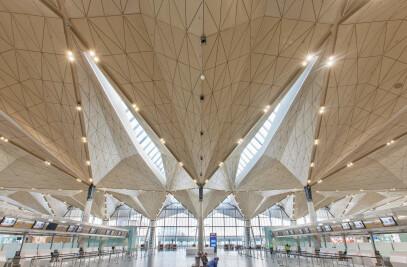 Pulkovo International Airport, New Terminal