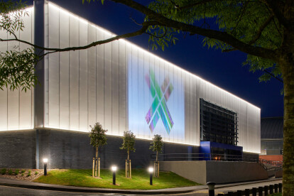 University for the Creative Arts, Film & Media Centre