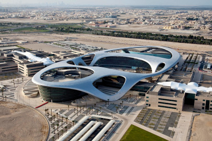 Zayed University, New Campus