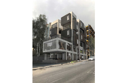Mozhdeh Office Building