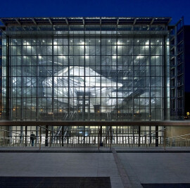 New Rome /EUR Convention Centre and Hotel 'the Cloud'