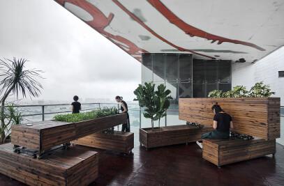 People's Park _ Interactive Installation
