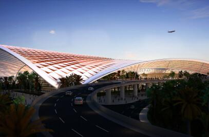 Tiruchirappalli International Airport New Terminal