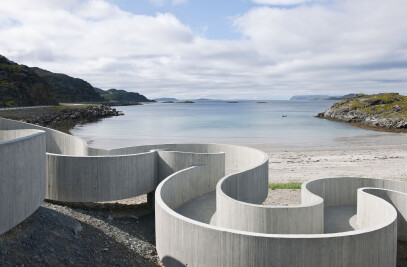 Selvika National Tourist Route Havøysund