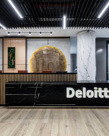 Deloitte Romania – The Mark