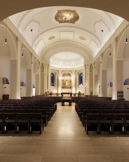 Katholic Church Guthirt