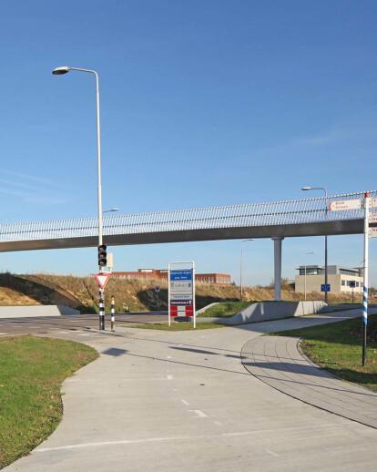 Europalaan bridge Beek