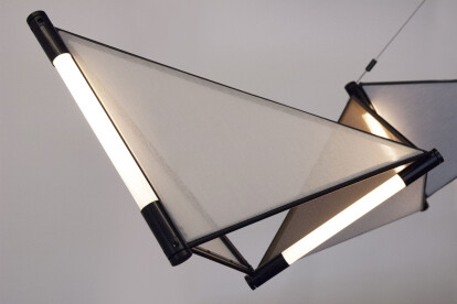 kite chandelier