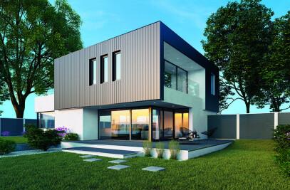 Design window profile system Elegante