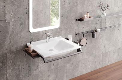 Modular Washbasin Concept