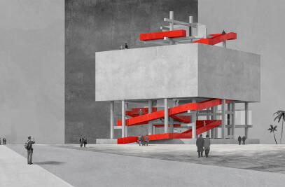 Nur Commercial Building