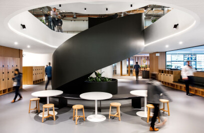 Origin Offices Brisbane
