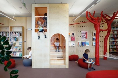 NLL Children's library