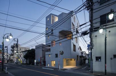 Apartment in Tokiwadai