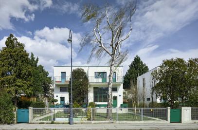 Haus Loos, Werkbundsiedlung Wien