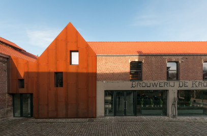Reconversion Brewery De Kroon
