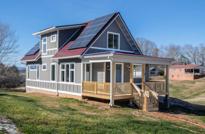 A Comfortable, Net-Zero Home