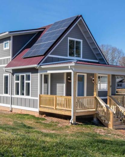 A Comfortable, Net-Zero Home