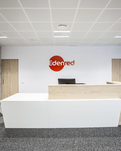 Edenred Barcelona Offices