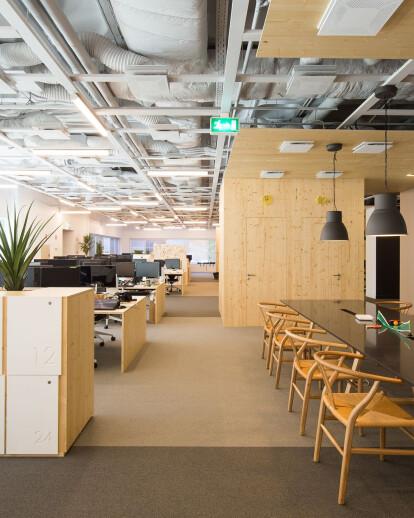 The Fullsix offices
