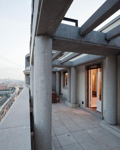III _ Palácio do Comércio apartment III