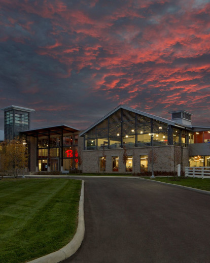 Bob Evans Farms Corporate Headquarters