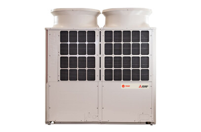 CITY MULTI® Air-Source Heat Pumps
