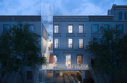 NEW LAW LIBRARY of HARLEM