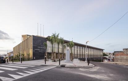 Pointe à Pitre Palace of Justice