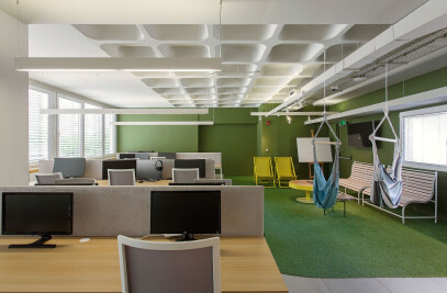 Corporate Offices in Maroussi