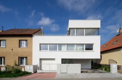 Family House in Zbraslav