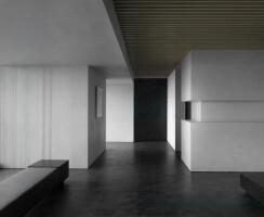 the public exhibition hall