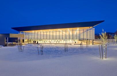 Bend Simpson Pavilion