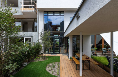 A robust, eco-friendly and affordable family home