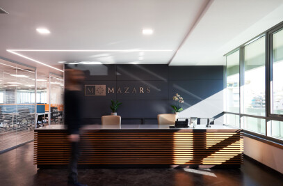 Mazars Greece HQ offices