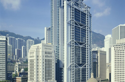 Hongkong and Shanghai Bank Headquarters