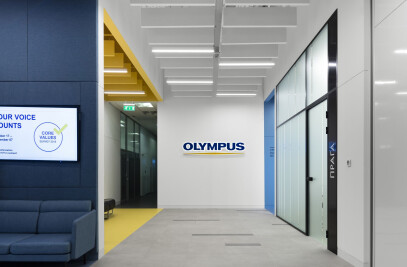 Olympus Offices – Moscow