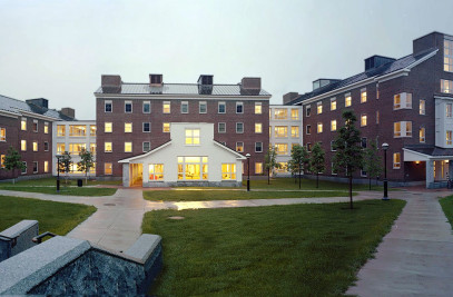 McLaughlin Cluster Student Housing