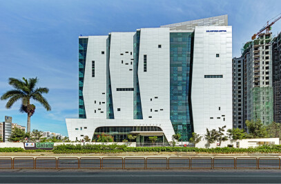 Sattva Galleria - Office cum Retail Building