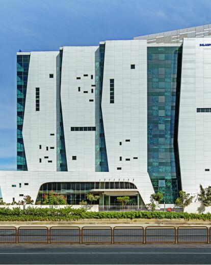 Sattva Galleria - Office cum Retail Building