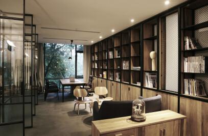 Taoray Wang office