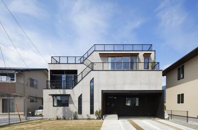 House in Kofu