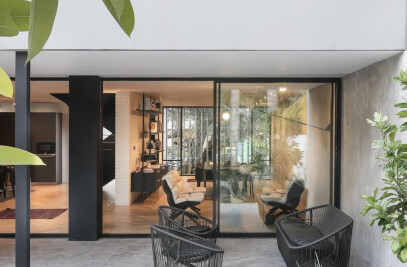 Modern 60's Renovated House