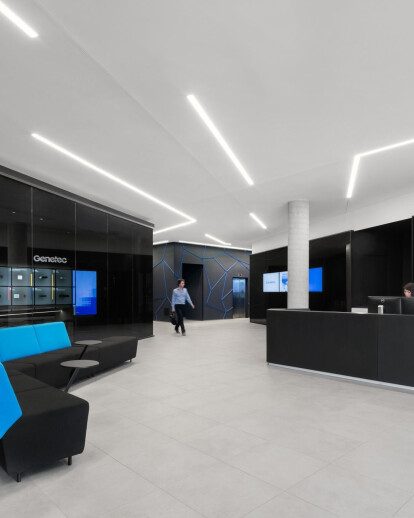 Genetec Spaces in Montreal