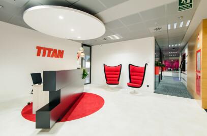 Titanlux Barcelona Offices