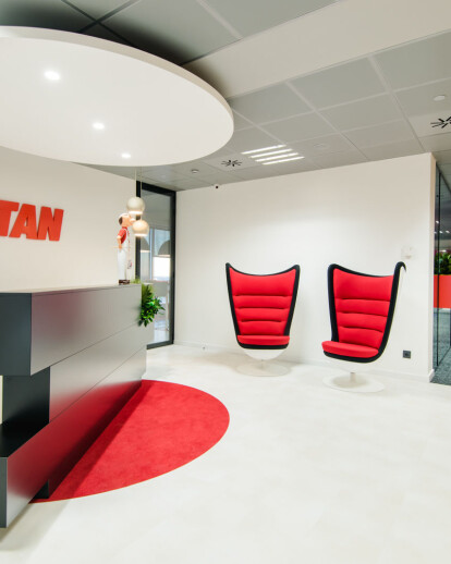 Titanlux Barcelona Offices