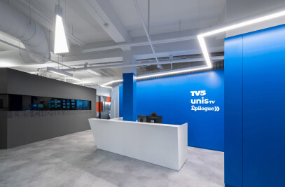 TV5 Head offices in Montréal