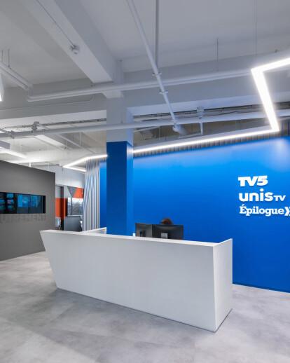 TV5 Head offices in Montréal