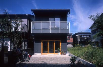 House in Higashimurayama